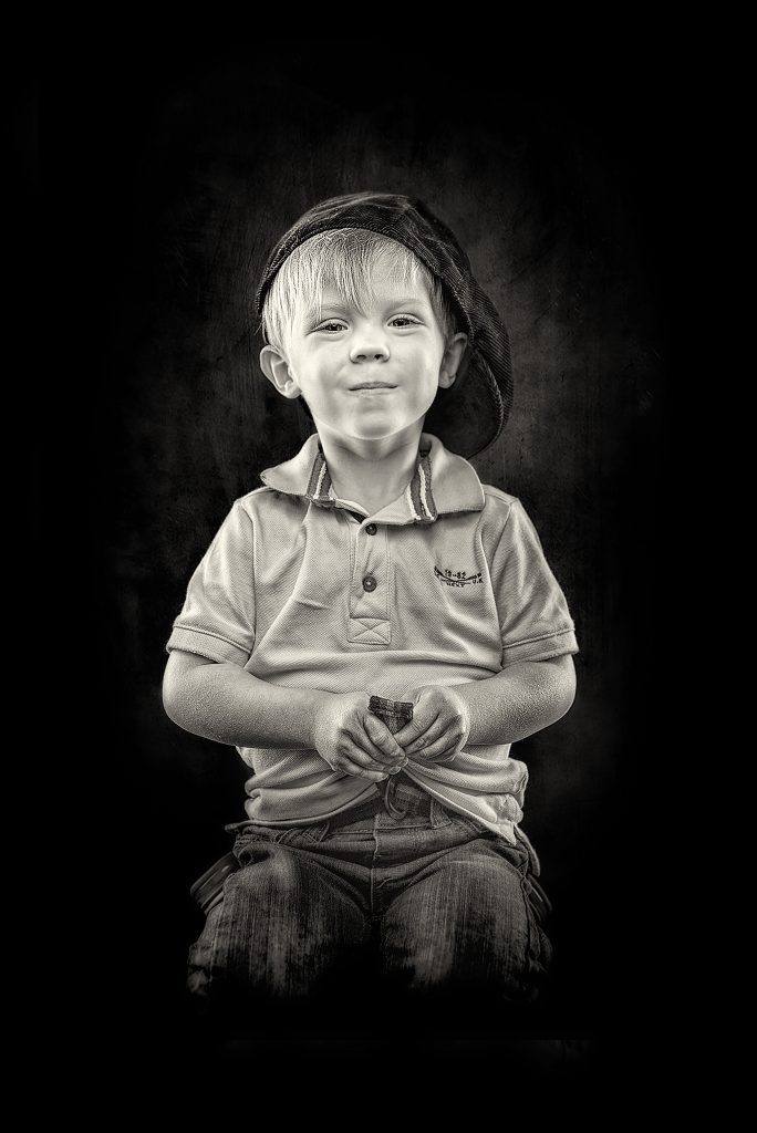 Childrens portrait photographer swindon